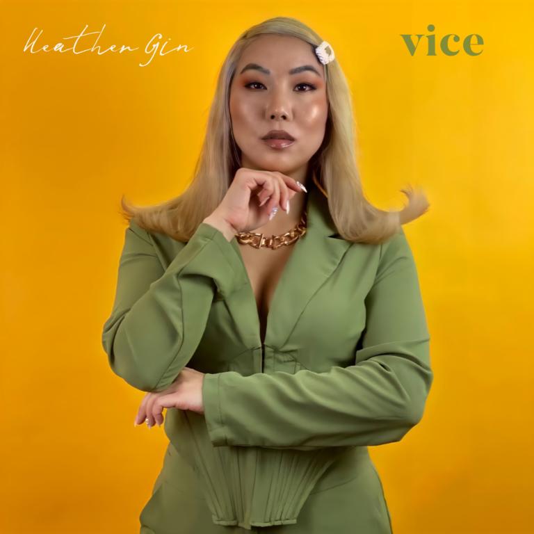 Heather Gin Record Vice
